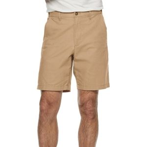 Croft & Barrow | Men's Linen-Blend Shorts